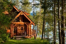 our dream cabin / by Lindsay Ware