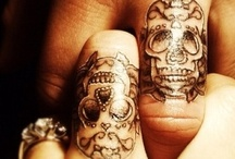 tattoos / by Kathleen Matheson