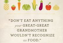 Whole Foodie  / Paleo, Gluten-Free, Low Carb, whatever your eating lifestyle is, eating a WHOLE FOODS diet is the way to go. NO processed food, no additives, no preservatives... Just good, clean eatin'. The way God intended.  / by Holistic Household Six