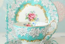 ~ Tea Time ~ / by Diane Cordero