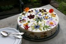 cakes / by Kathleen Matheson