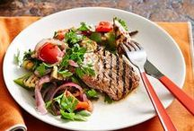 BBQ Recipes / Fire up the barbie with these tantalising recipes / by Better Homes and Gardens Australia