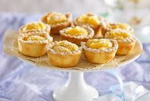 Tea time treats / Scrumptious baked treats for the perfect morning or afternoon tea! / by Better Homes and Gardens Australia