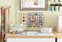 Home: Studio / Where creative endeavors take place. / by Melissa Camara Wilkins