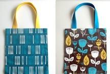 DIY: Tote Bags / by Melissa Camara Wilkins