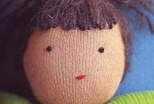 Kids: Doll Making  / by Melissa Camara Wilkins