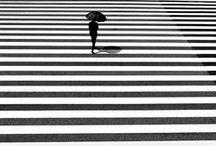Black & White / I love black, white, and black & white together!