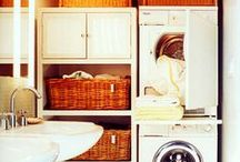 laundry room / by Linda Chay