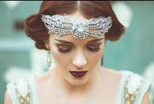 Styling - Great Gatsby wedding / Wedding ideas inspired by The Great Gatsby