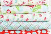 quilting-sewing-fabric projects / by Linda Chay