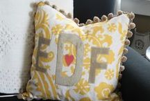 DIY Pillows / by Southern Savers - Jenny