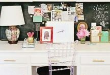 Home Decor: Offices / Craft Spaces
