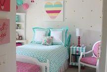 Home Decor: Girls Room // Boys Room