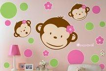 My Favorite Girly Monkey  / by Diane Cordero