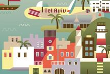 Travel Posters / by Diane Cordero