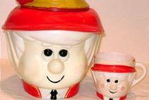 Cookie Jars / by Lisa Arnault-Quick