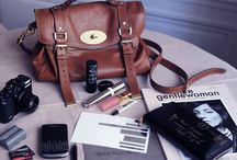 What's in My Bag? / ~Accessories and packing details for handbags and travel~