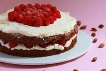 Gluten-free Recipes from OnlyTasteMatters.com / Making gluten-free cake taste like...well...cake.