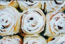 Recipes: Cinnamon Rolls