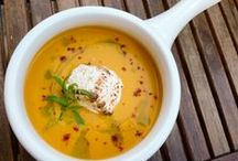 Tasty Soup Recipes / Delicious, nutritious ways to fill your bowl. / by DailyCandy