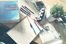 Stationery / Those extra things you need to help you study / by Deakin University