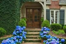 Home: Curb Appeal / Making the house lovely from the outside in? Sounds hard, honestly. / by Melissa Camara Wilkins