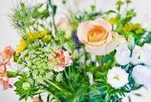 Flowers - rustic / by English Wedding Blog