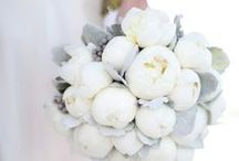 Flowers - peonies / by English Wedding Blog
