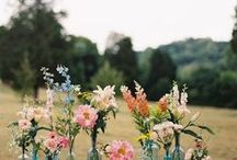 Styling - outdoor wedding