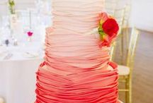 Colour palettes - ombre / by English Wedding Blog