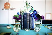 Colour palettes - blue / by English Wedding Blog