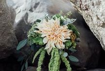Flowers - dahlias / by English Wedding Blog