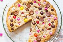 Recipes: Cookie Cakes
