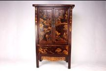 Asian Chests and Cabinets / Chests and Cabinets for sale at The Golden Triangle, Chicago, IL.