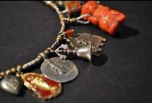 Jewelry / Our premier jewelry is crafted by Margaret J Harris using materials and pendants from all corners of the world.