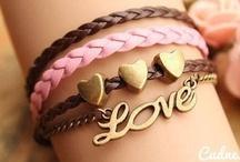 Lov3 bracelets