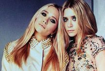 Olsen Wannabe / I want to be an Olsen twin.. I really don't care which one!!