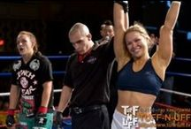 TUFF N UFF  / Ronda in action! A look at moments from the beginning of her MMA Career as an Amateur Fighter