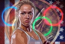 From The Fans  / Ronda's fans show their love in all kinds of ways.