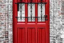 door / Behind every door is a story.
