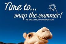 Snap the Summer - Photo Competition / What does Summer mean to you? Time to fly away somewhere exotic, or stay closer to home? A Caribbean beach, or the good old British seaside? Whatever your perfect Summer experience, we want to see your photos!