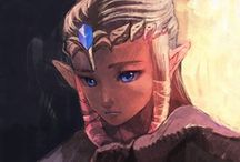 LoZ: Princess Zelda