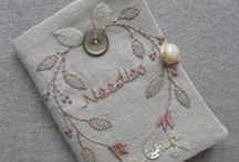 +Hobby - Needle Books &  Sewing Cases