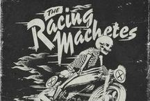 The Racing Machetes