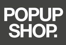 +Pop Up Shop Design / Pop Up Shop / Retail design / Semi Permanent Fixtures / Retail Display