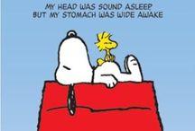 Peanuts - Snoopy Love / by Kathy Lazenby
