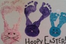 Easter / All the fun things that go along with Easter. Craft ideas, or even just plain cute looking pictures.