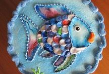 Kids' Book Cakes / Delicious, edible kids' books