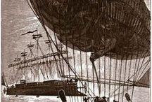 Jules Verne - inspiration