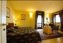 L'albergo - The Hotel / La parte moderna dell'hotel - The modern part of the hotel